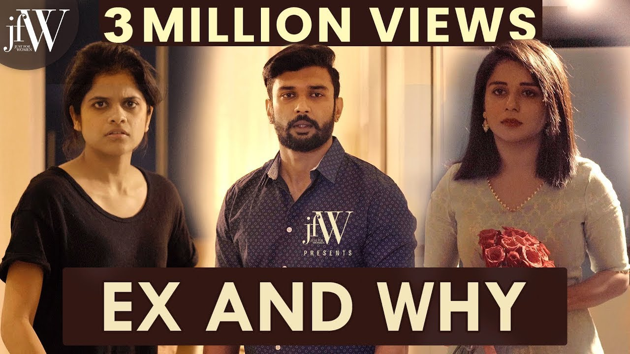 Download Ex and Why | Maya S Krishnan | Amritha | Aadhitya Anbu | Tamil Short Film | 4K | JFW