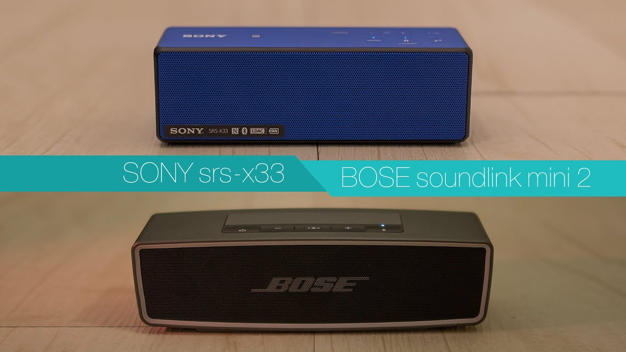 how to connect bose soundlink mini to sony tv