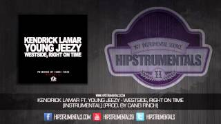 Kendrick Lamar - Westside, Right On Time [Instrumental] (Prod. By Canei Finch) + DOWNLOAD LINK