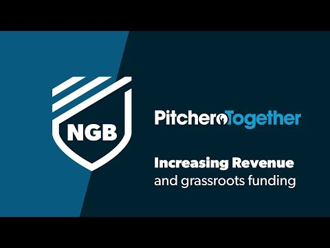 Pitchero Together - Increasing revenue and grassroots funding