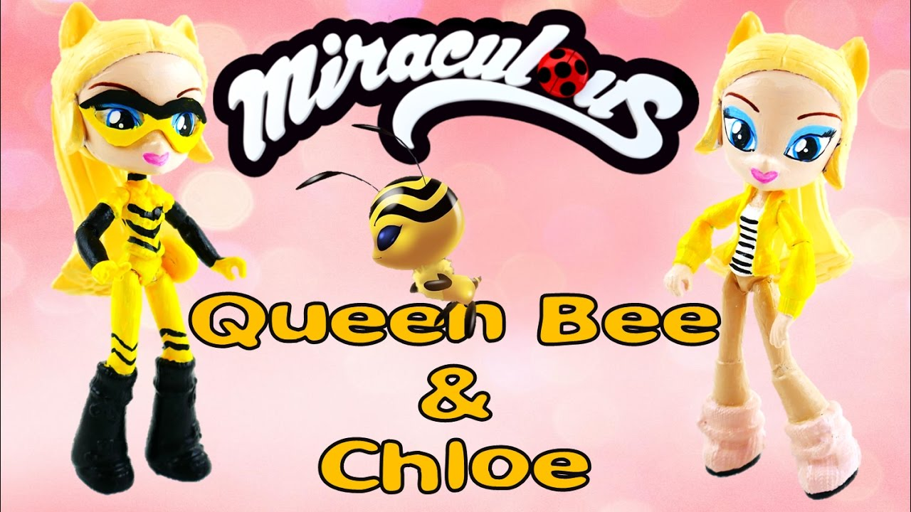 Is Chloe Queen Bee Girl In Season 2 Miraculous Ladybug
