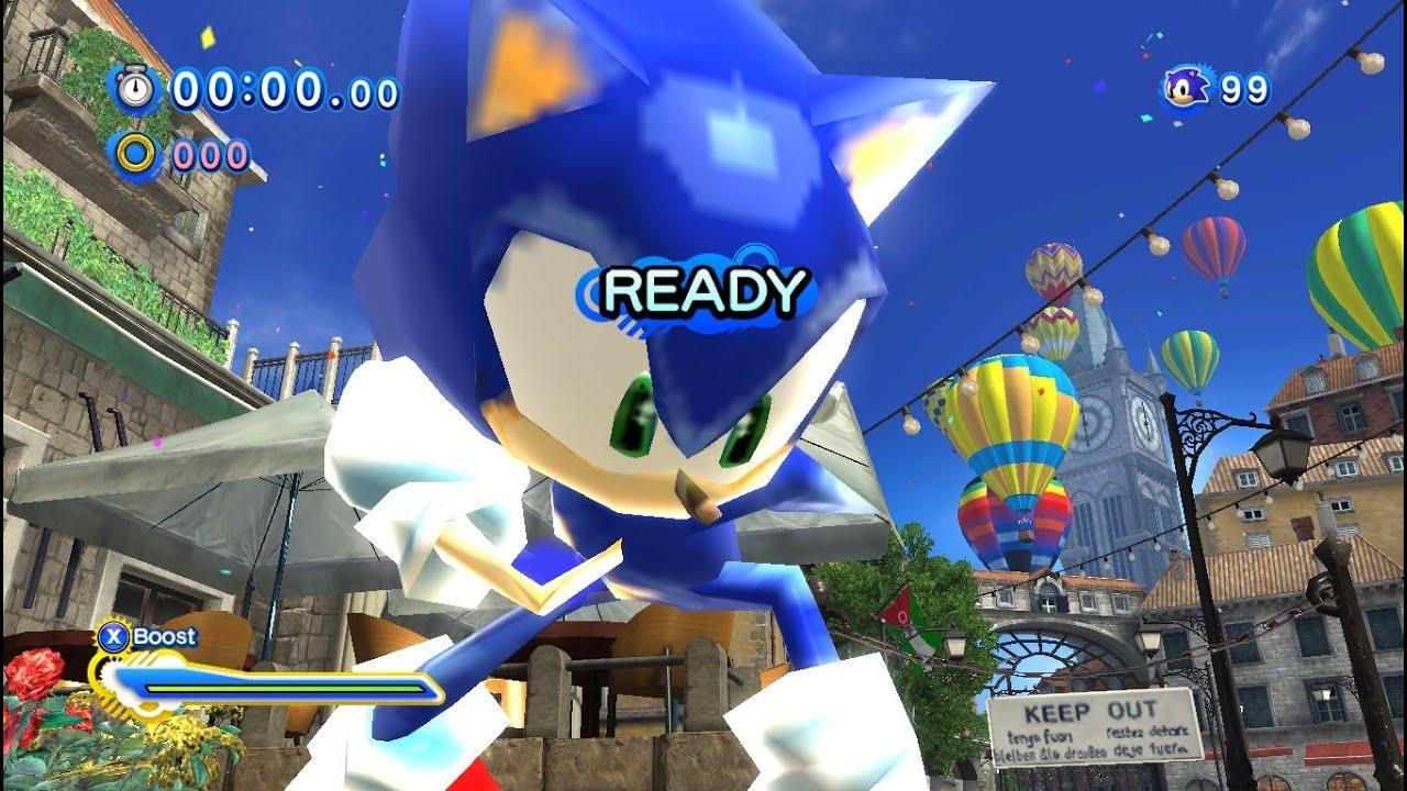 Image - Sonic-rivals-2-ss-32.png | Sonic News Network | Fandom ...