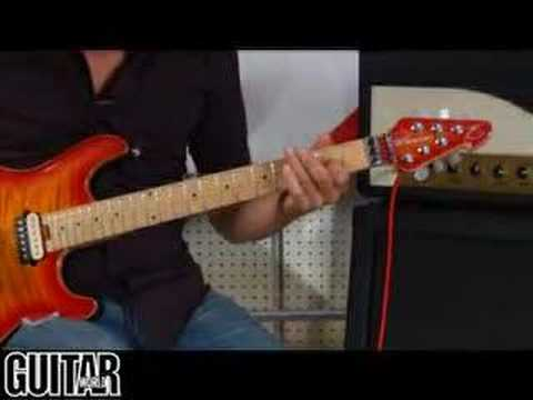 Guitar World's Demo of the Peavey Windsor