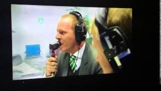Ryle Nugent says Tommy Bowe. Tommmy Booooowe!!!