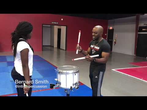 Amazing  Snare Drum Battle Teacher Vs. Student