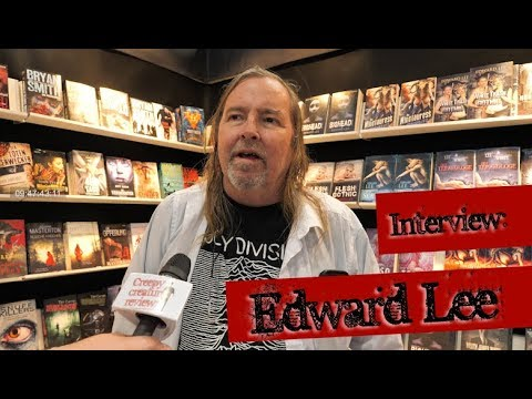 EDWARD LEE - Interview