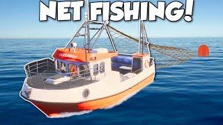 MAKING BIG MONEY WITH NET FISHING?! - Fishing: Barents Sea Gameplay - Fishing Simulator Game