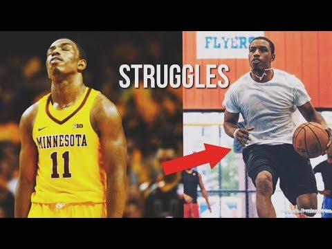 Isaiah Washington Biggest STRUGGLE Playing In College  Jumpshot Improvement & Becoming A Starter