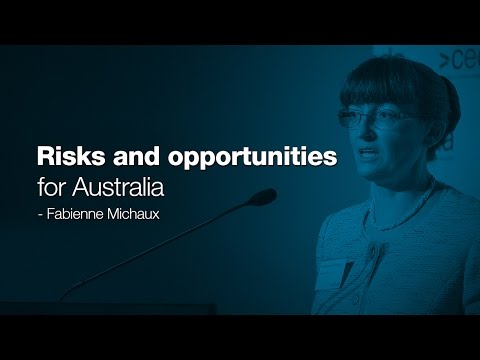Risks and opportunities for Australia in 2015 - Fabienne Michaux