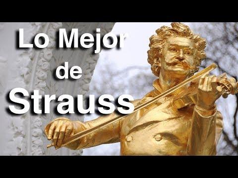Lo Mejor de Strauss II | Octubre Clásico | Las Obras más Importantes y Famosas de la Música Clásica