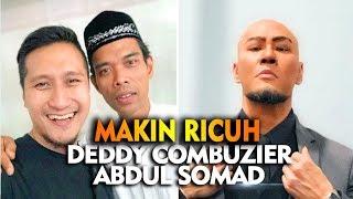 """Download lagu DEDDY ANGKAT BICARA SOAL ABDUL SOMAD """" MUNAFIK ? """""""