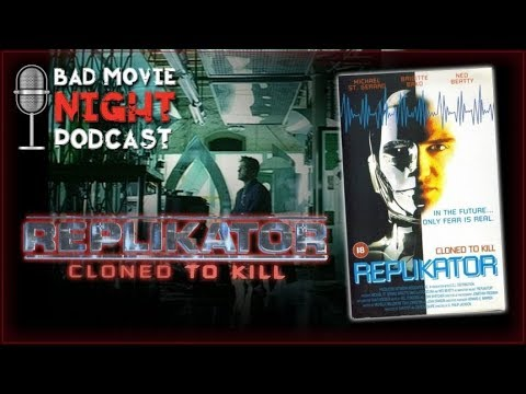 Replikator (1994) - Bad Movie Night Podcast