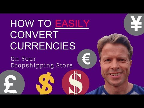 Currency Converters For Dropshipping