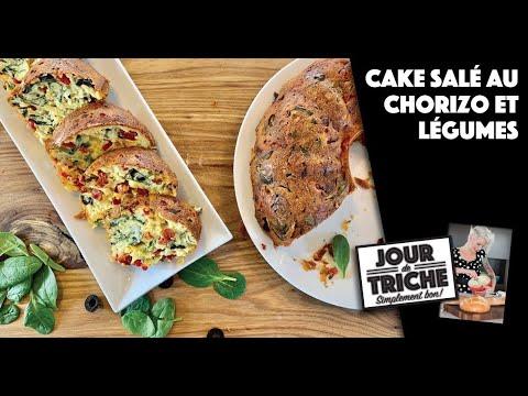 cake-salé-chorizo-et-légumes---jour-de-triche