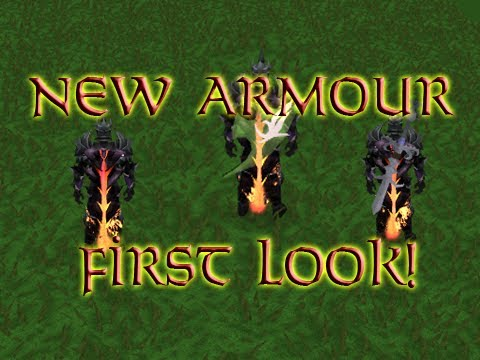 Combat Rework #1 - First Look At The New Armours & Graphical Updates! |