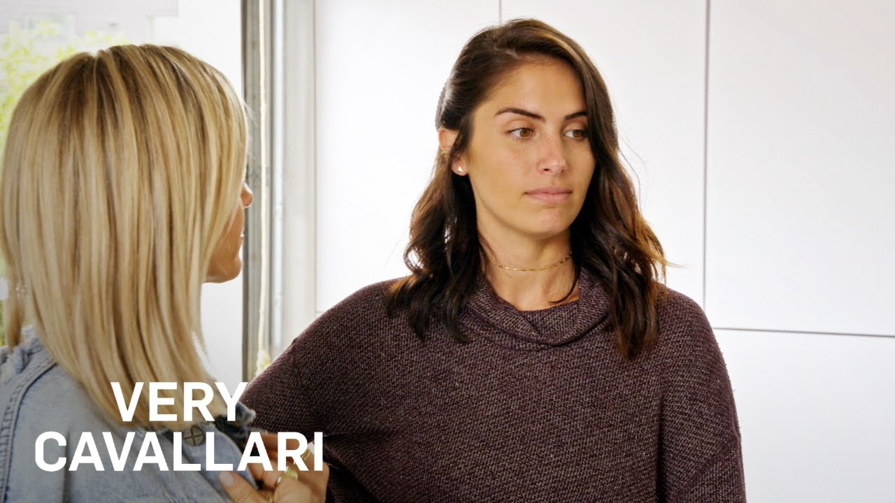 Brittainy Is Afraid to Tell Kristin She Might Be Pregnant | Very Cavallari