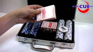 Набор для покера Home Game (200 фишек)