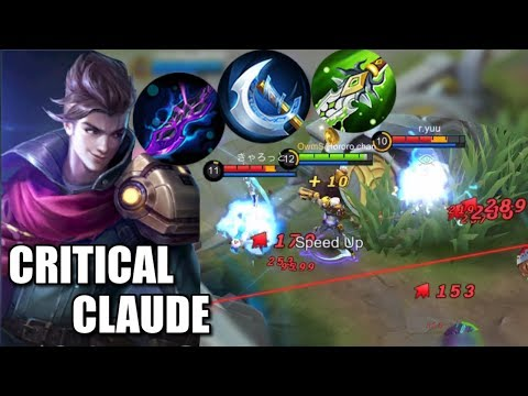 I LOVE CRITICAL CLAUDE