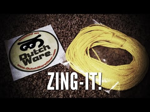 Zing It! The Best Cord For Hammock Camping?