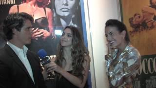 Entrevista - Marcio Garcia & Camilla Belle - LABRFF 2012.