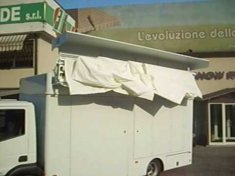 Tenda Per Ambulanti Wmv Youtube