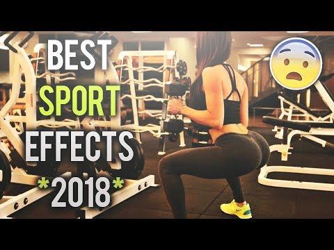 Creative Sport Video Effects!! Make Them in Seconds (Premiere Pro CC 2018)