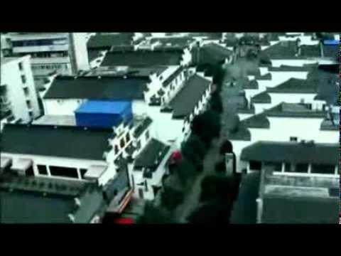 the city Ningbo China
