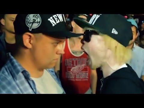 UNANYMOUS VS VILLUN | Don't Flop Rap Battle