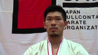 2014年5月17・18日に開催された第1回全日本フルコンタクト空手道選手権...