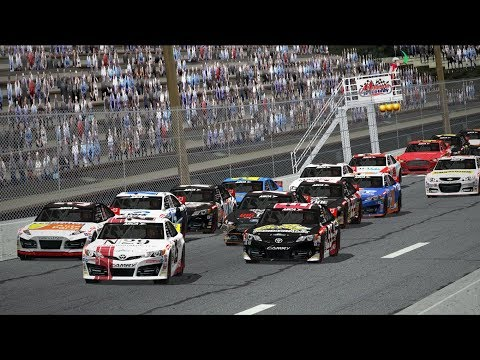 Wish I Could've Been Here   ARCA Racing Series @ Madison Int'l Speedway   NR2003 LIVE STREAM EP470