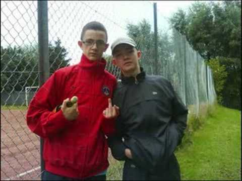 YOUNG PARKHEAD BORDER 1 FUCK YER SYSTEM 2008