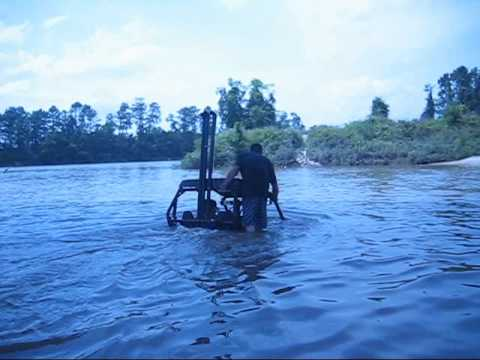 "Side By Side Utv >> Polaris RZR ""UNDER WATER"" 9 feet - YouTube"