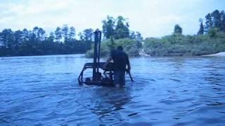 """Polaris RZR """"UNDER WATER""""  9 feet"""