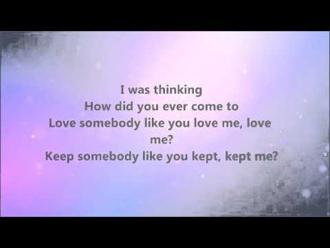 Kierra Sheard - Why Me (Lyrics)