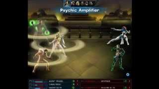SPEC OPS 19 Defeat Sebastian Shaw Dragoness Selene Mystique Marvel Avengers Alliance