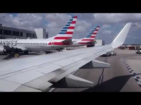 American Airlines AA141 CUN-MIA Trip Report