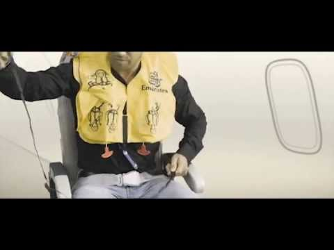 Emirates Safety video 2010 music only