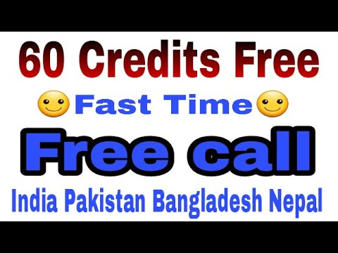 60 credit free call anywhere after u Ernie 4 dollars