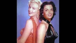 Marilyn Monroe - Two Little Girls From Little Rock [With Lyrics]