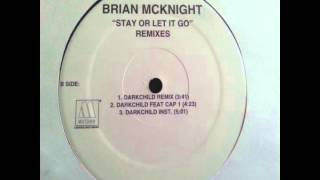 Brian McKnight - Stay Or Let It Go (Darkchild Instrumental)