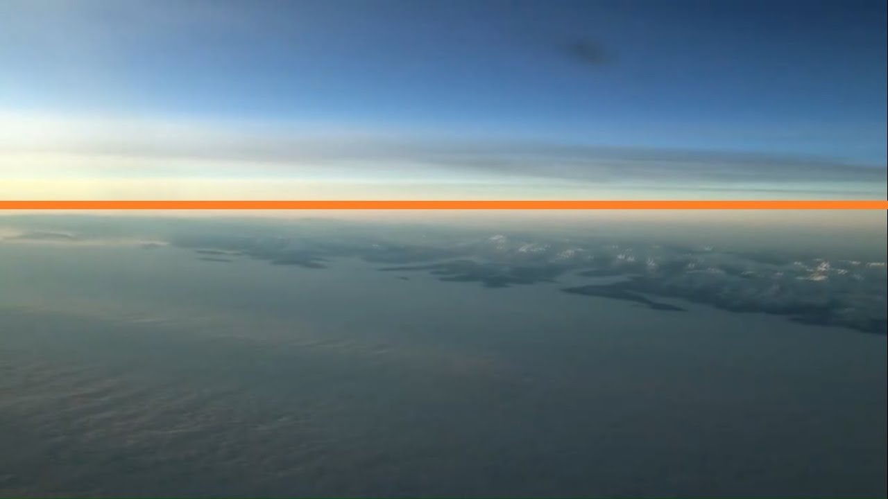 How High To See Curvature Of Earth - The Earth Images