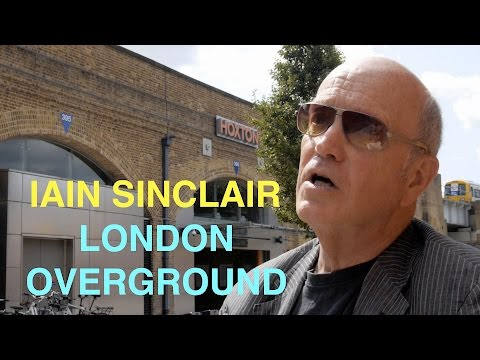 Iain Sinclair London Overground / Black Apples interview