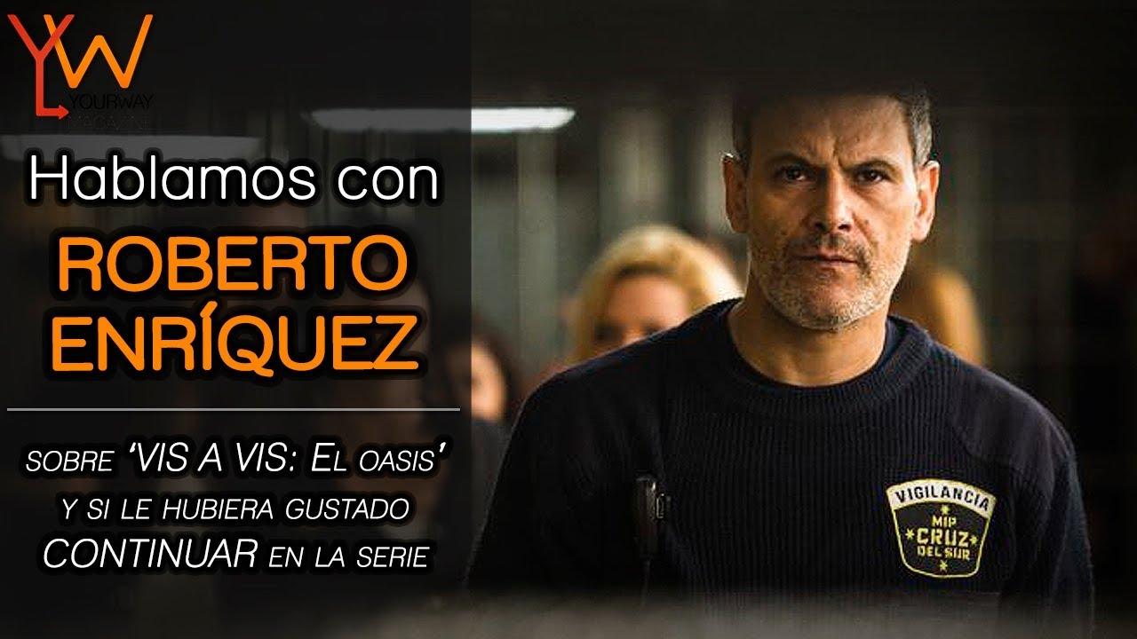 Roberto Enríquez Responde Le Hubiera Gustado Seguir En Vis A Vis El Oasis Youtube