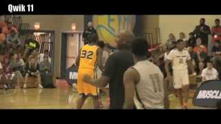 Exciting Highlights Peach Jam Dedric Lawson, vs Boo Williams  Edrice Adebayo
