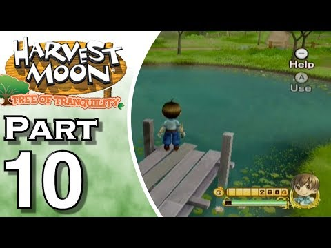 Let's Play Harvest Moon: Tree Of Tranquility (Gameplay + Walkthrough) Part 10