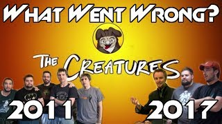 The Creatures: Who Are They, What Went Wrong - FailTrain Breakdown