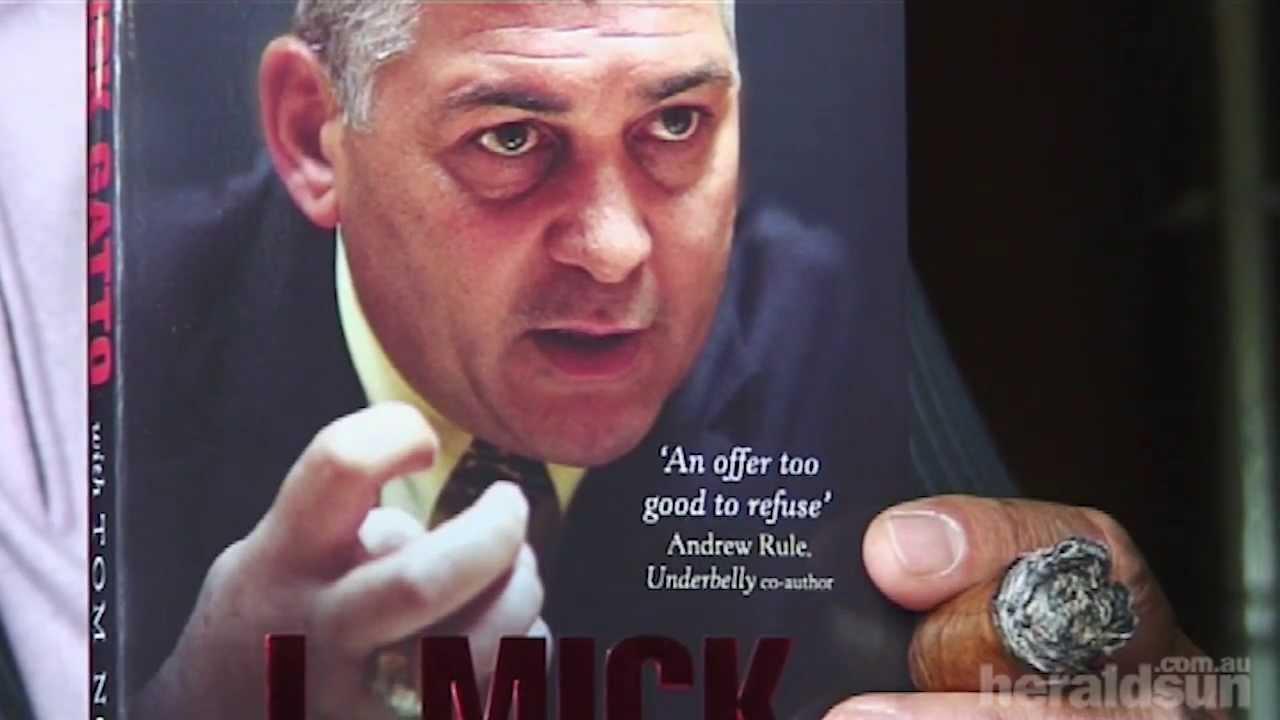 Mick Gatto: Mick Gatto Opens Up