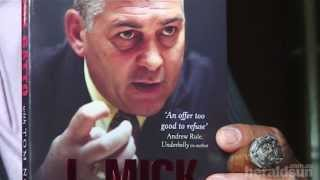 Mick Gatto opens up