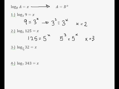 copy of logarithms: rewrite to exponential form - lessons - tes teach