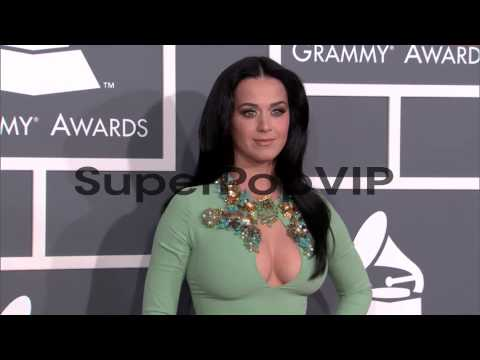 Katy Perry at The 55th Annual GRAMMY Awards - Arrivals 2/...